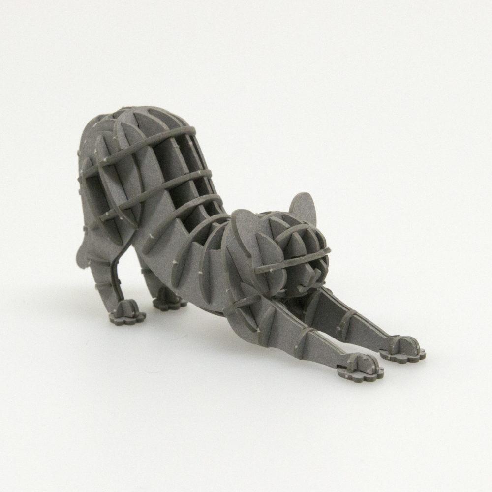ネコ 伸び