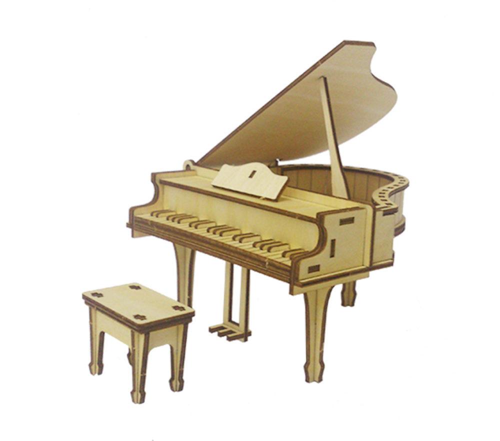 ピアノ 小物入れ