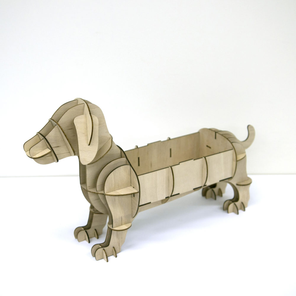 DACHSHUND Tissue & Multi case