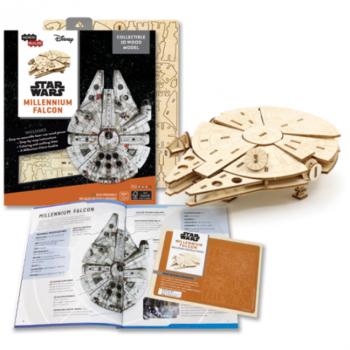 Incredibuilds 3D Puzzle Star Wars Millennium Falcon