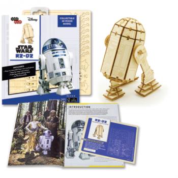 Incredibuilds 3D Puzzle Star Wars R2-D2