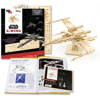 Incredibuilds 3D Puzzle  Star Wars X-Wing