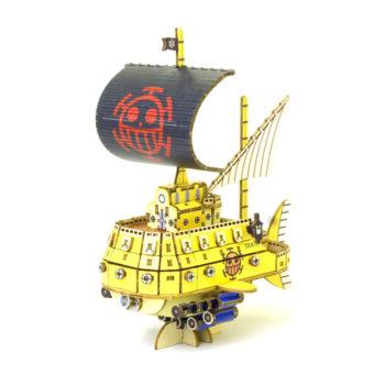 トラファルガー・ローの潜水艦