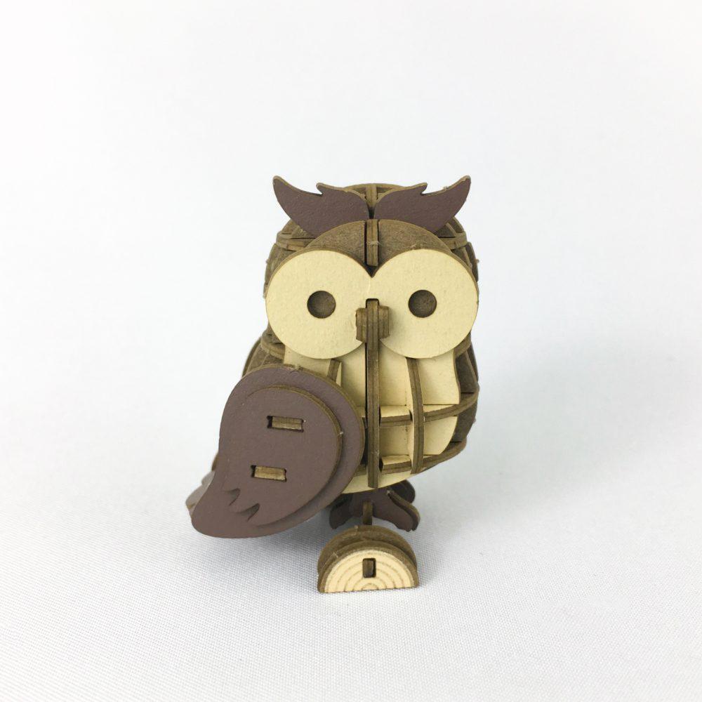 (日本語) フクロウ