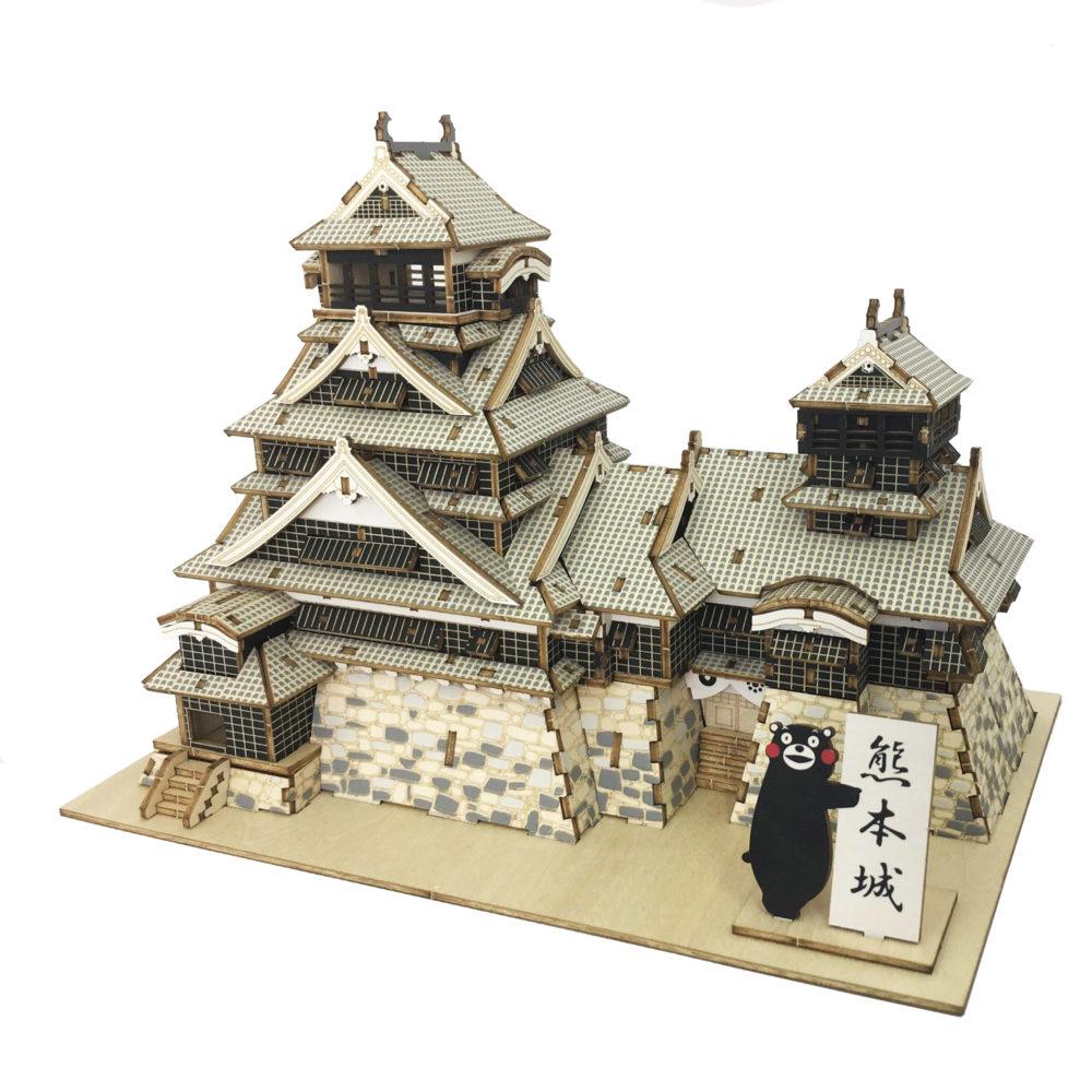 (日本語) 熊本城 カラー Ver.
