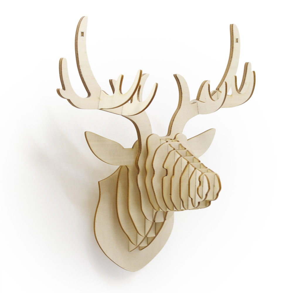 Deer Wall Deco